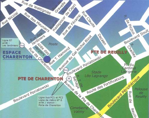 Charenton 2011 - Stade leo lagrange porte de charenton ...